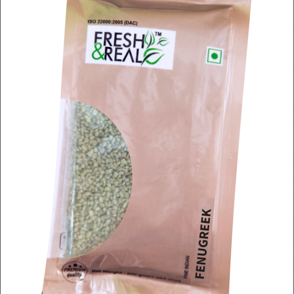fenugreek seeds packing