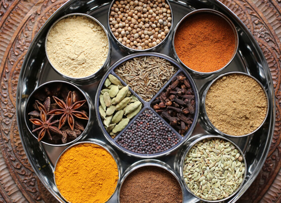 seasoning and spices image