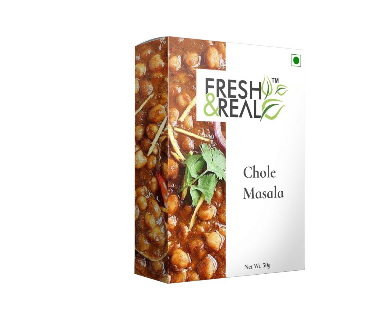 chole masala powder pack